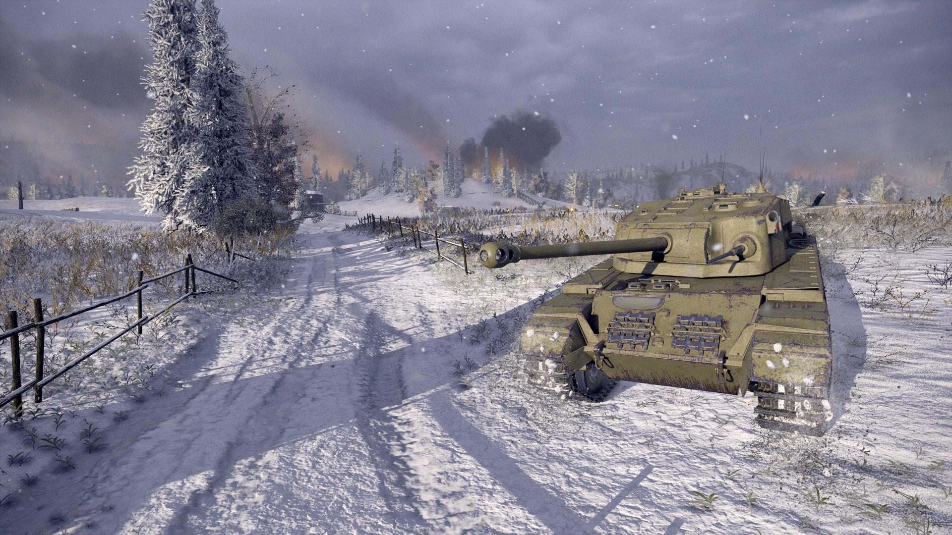 PAX West World of Tanks War Stories Demo Screenshot