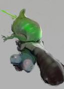 Amazing Eternals Twerp Gun Concept Art Thumbnail