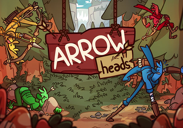Arrow Heads Game Profile Banner