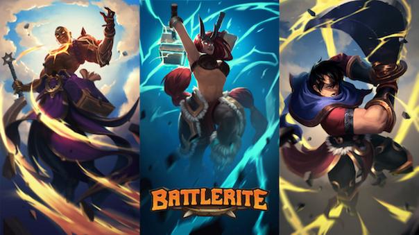 Battlerite - Launch Date - Main Image
