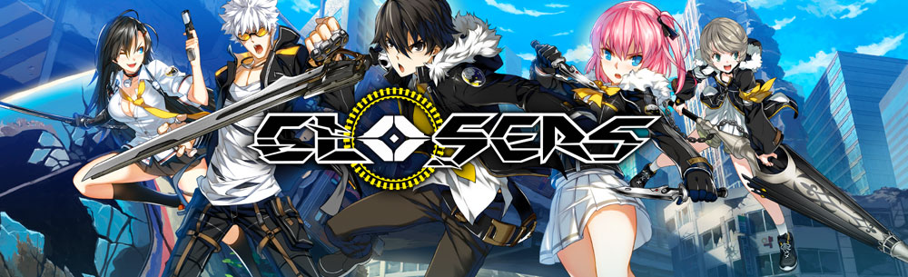 Closers Alpha Key Giveaway Banner