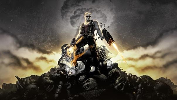 Duke Nukem in Wild Buster - Main Image