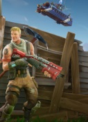 Fortnite -Battle Royale Mode - News Thumbnail