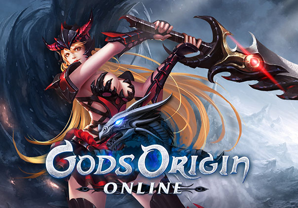 Gods Origin Online Game Profile Banner