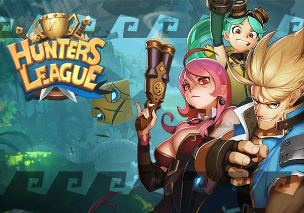 Hunters League Game Profile Banner