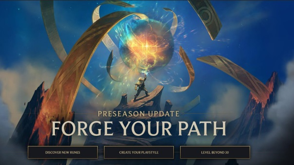 League of Legends - Preseason Update - Main Image