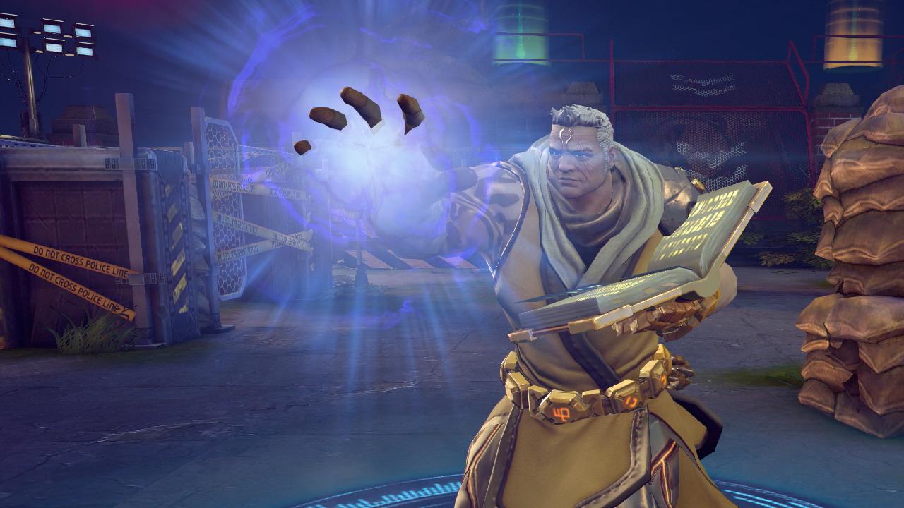MXM Titus Healing Screenshot