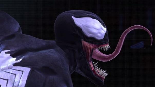 Marvel Heroes Omega Console -Venom Bundle - Main Image