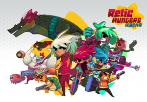 Relic Hunters Legend Game Profile Banner