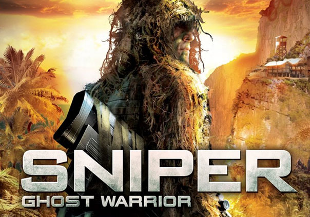 Sniper Ghost Warrior Game Profile Banner