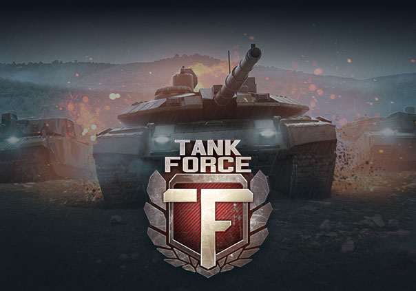 Tank Force Game Profile Banner