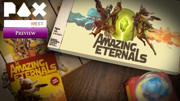 The Amazing Eternals PAX West Preview Header Image