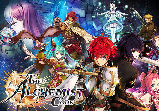 The Alchemist Code Game Profile Banner