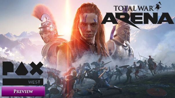 Total War Arena PAX Preview Header Image