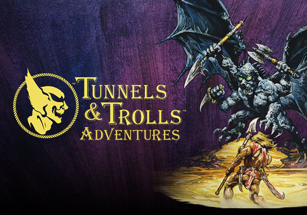 Tunnels & Trolls Game Profile Banner