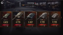 World of Tanks - New World of Tanks Rating and Hall of Fame - Thumbnail