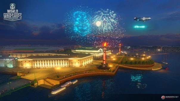 World of Warships - Second Anniversary -Main Image