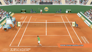 Tennis Mania Video Thumbnail