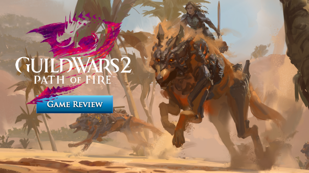 Guild Wars 2 Path of Fire Review Header Image