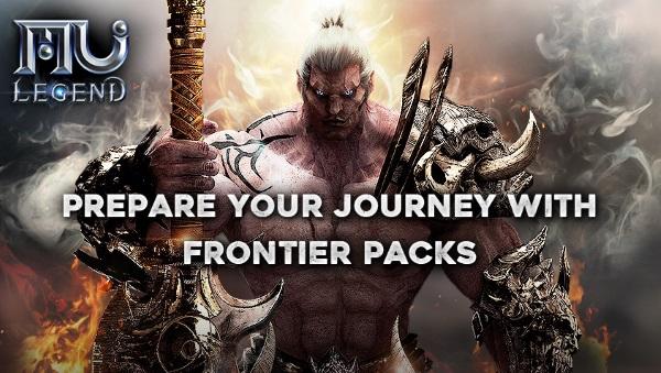 MU Legend - Frontier Pack News