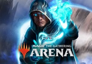 Magic the Gathering Arena Game Profile Banner