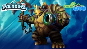 MMOHuts Live - Paladins Grind!