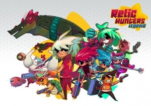 Relic Hunters Legend Game Profile Banner