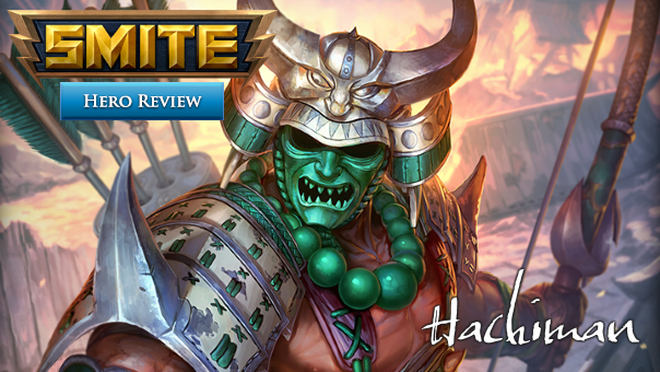 SMITE Hachiman Review Featured Image