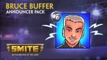 SMITE - Introducing the Bruce Buffer Announcer Pack - Thumbnail