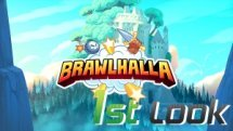 Colt takes a first look at Brawlhalla, a Smash Bros. adjacent fighter on Steam!