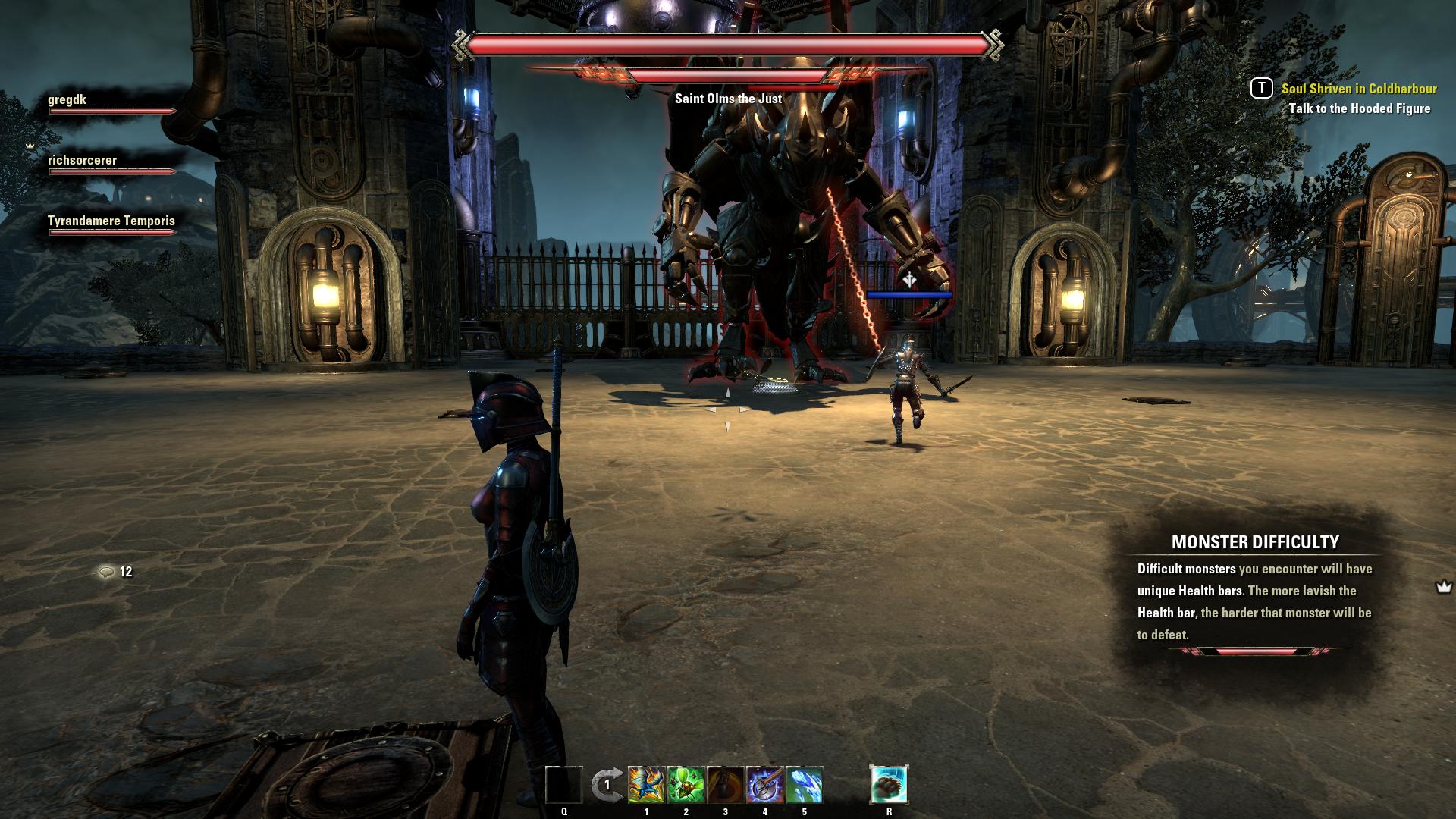 Elder Scrolls Online - Clockwork City Screenshot
