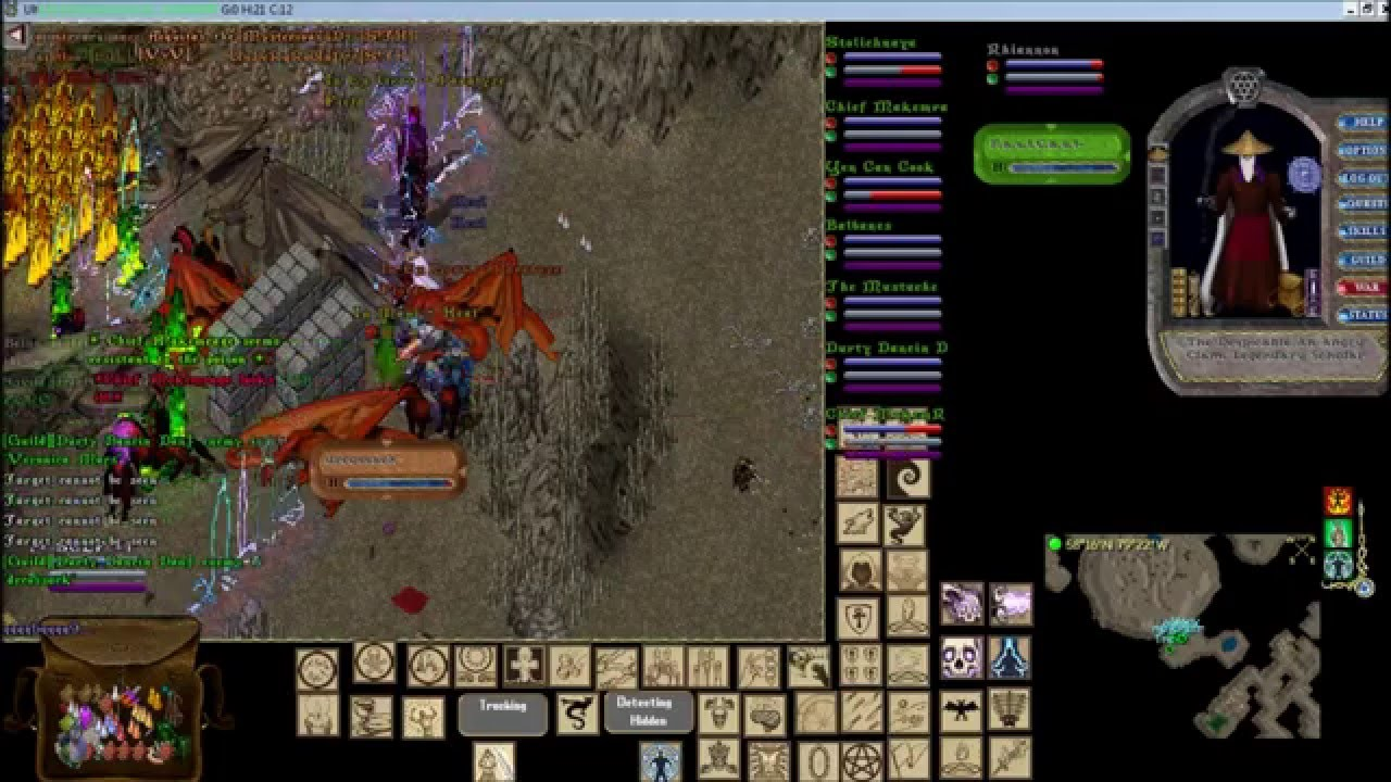 Ultima Online - Endless Journey