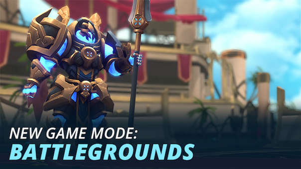 Battlerite Battlegrounds News - Main Image