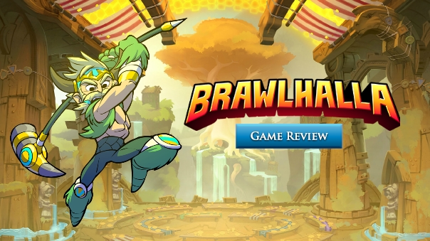 Brawlhalla Game Review Title Image