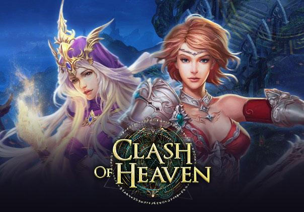 Clash of Heaven Main Image