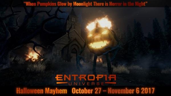 Entropia_Universe_Halloween_Mayhem - Main Image