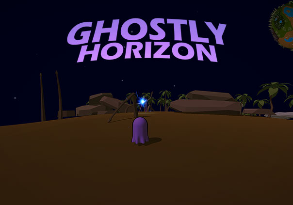 Ghostly Horizon Game Profile Banner