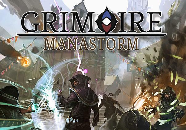Grimoire Manastorm Game Profile Banner