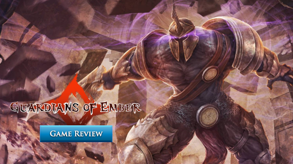 Guardians of Ember Review Header