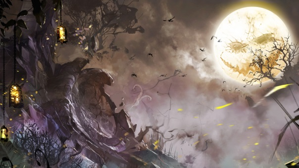 Guild Wars 2 - Return of the Mad King - Main Image