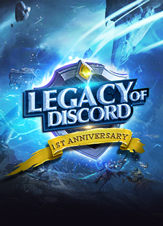 Legacy of Discord Furious Wings Anniversary Giveaway MMOHuts Front Page