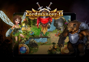 Lordmancer II Game Profile Banner