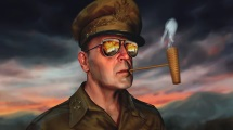 MacArthur is ready for battle! - Thumbnail