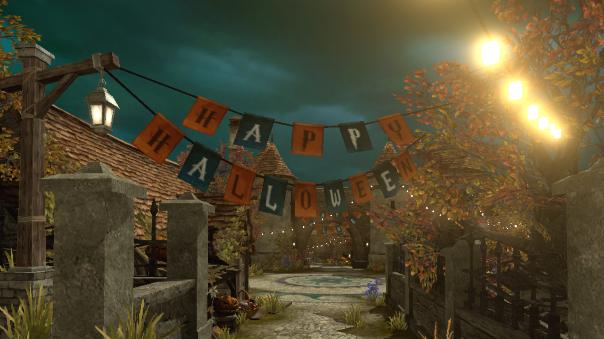 Nexon Mobile Halloween News - Main Image