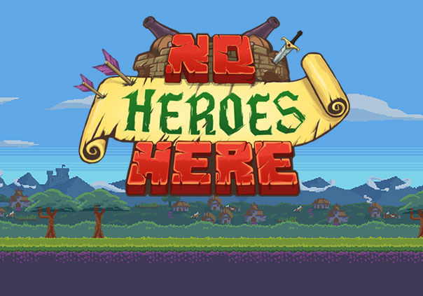 No Heroes Here Game Profile Banner
