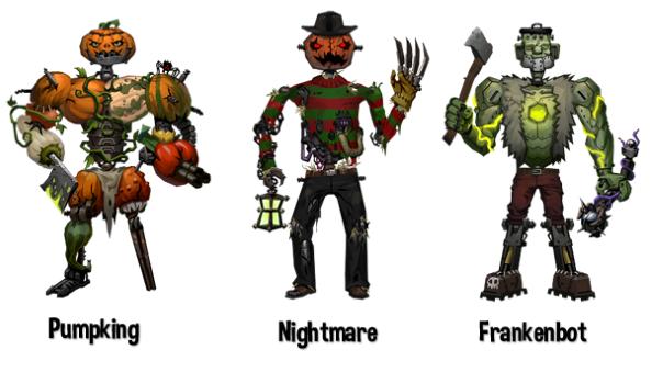 Robomaniac Halloween News Image
