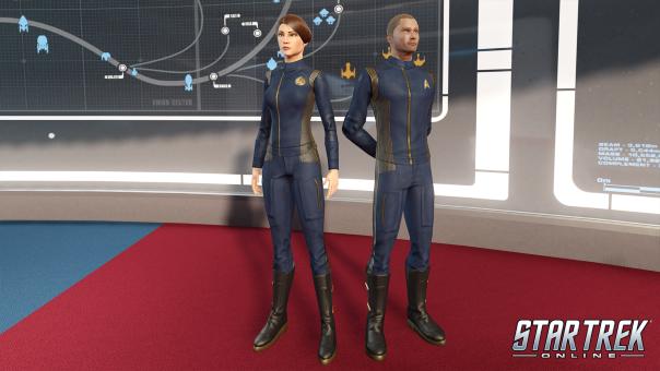 STO - Discovery Uniform News - Main Image