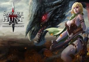 Savage Hunt Game Profile Banner