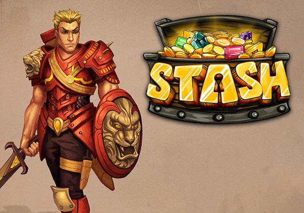 Stash Game Profile Banner