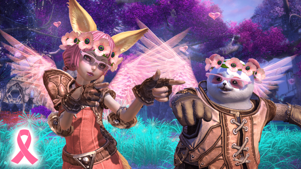 TERA Breast Cancer Awareness - Main Image